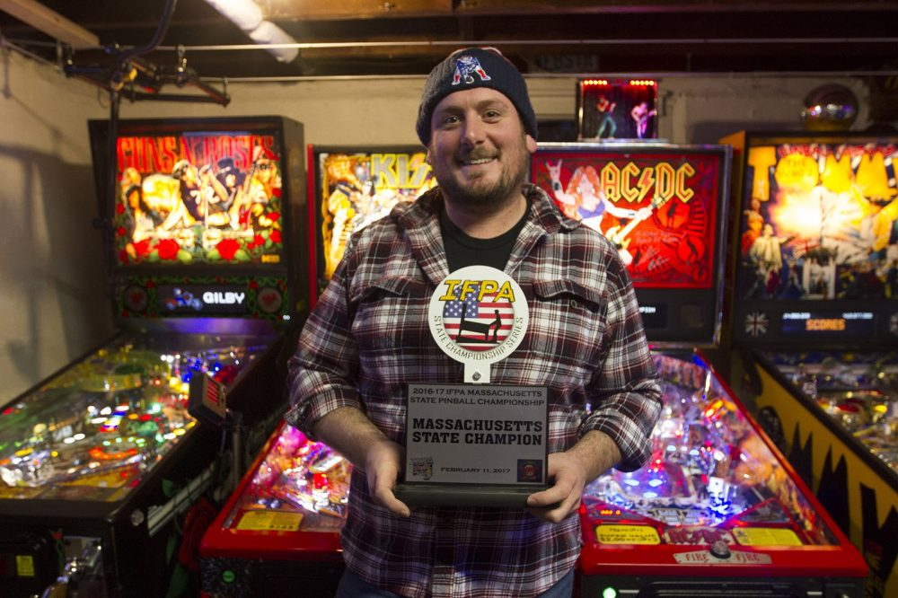 With Competitive Pinball, A Once-Neglected Game Bounces Back