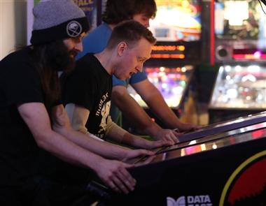 Pinball revival makes a championship stop in Tonawanda – The Buffalo News
