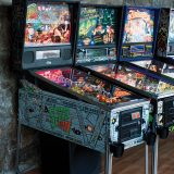 Flip Side Pinball Bar Pushes Start in Westerly
