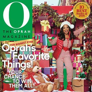 """POP Founder Featured In """"O"""" Magazine 