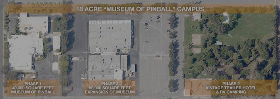 """World's Largest Museum of Pinball"" – Kickstarter!"