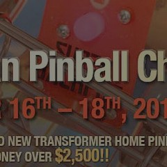 Tournament Watch: 2012 Canadian Pinball Challenge