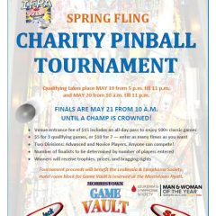 Morristown Game Vault – Spring Fling Tournament
