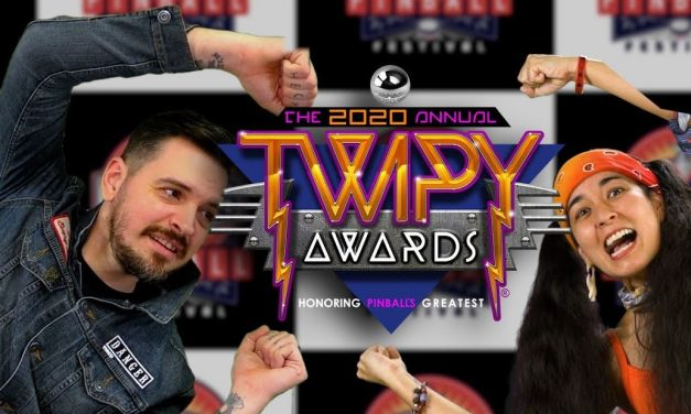 2020 TWIPY Awards Stream: March 27 – 8PM Eastern / 7PM Central