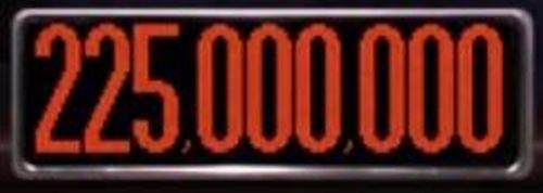 225million