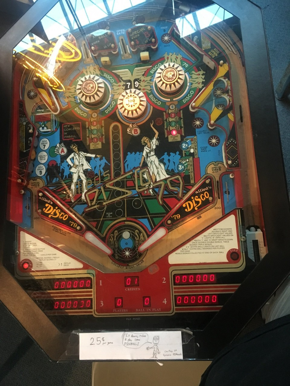 A high-school teacher fulfills his childhood dream of opening a pinball arcade | syracuse.com