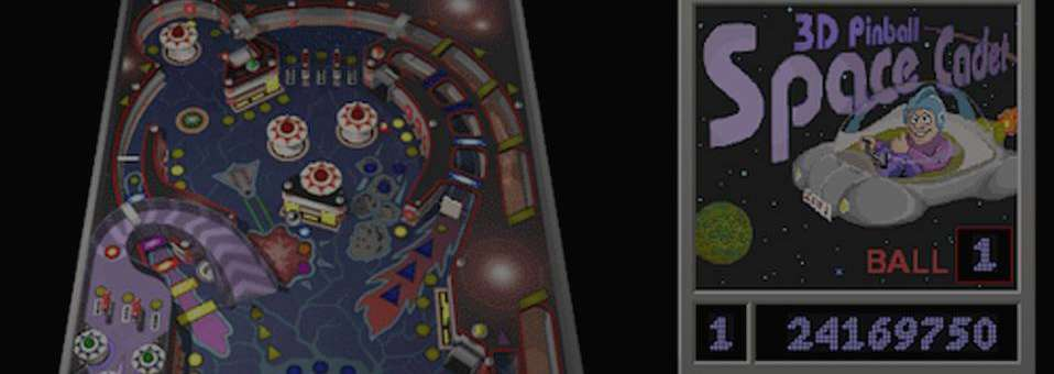 Torzelan Covers 3D Pinball Space Cadet