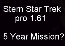 Pinball Mastery: Stern Star Trek Pro