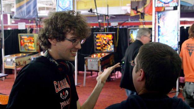 How an autistic child became world pinball champion – BBC News