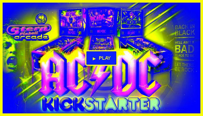 The power was with you all along. AC/DC Kickstarter