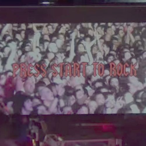 AC/DC LCD Concert MOD