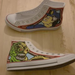 Gallery of the Day: AFM Chuck Taylors