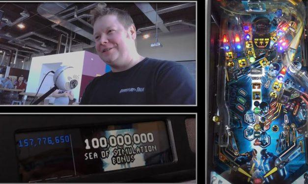 AKM Pinball vs. Tron Legacy [Tutorial]