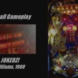 AKM Pinball plays JOKERZ!