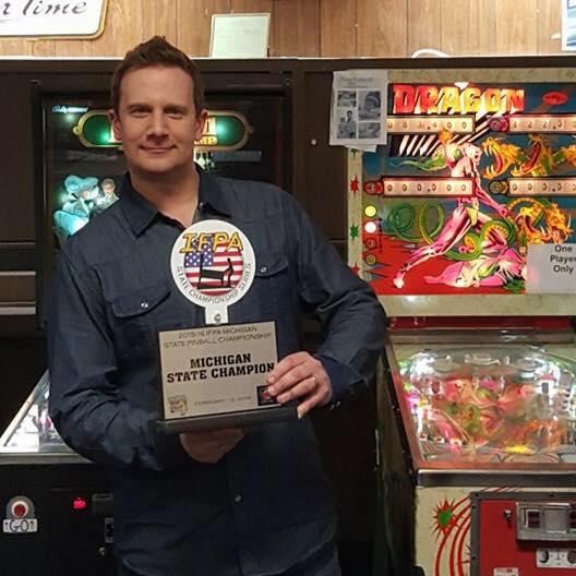 Aaron Grabowski - Michigan State Champion