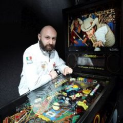 Pinball Profile: Daniele Acciari, 4x World Champ