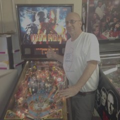 Self-described pinball addict