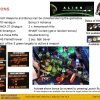 Alien Pinball Preliminary Rule Set