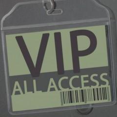 All Access Stern Tour – John's Arcade