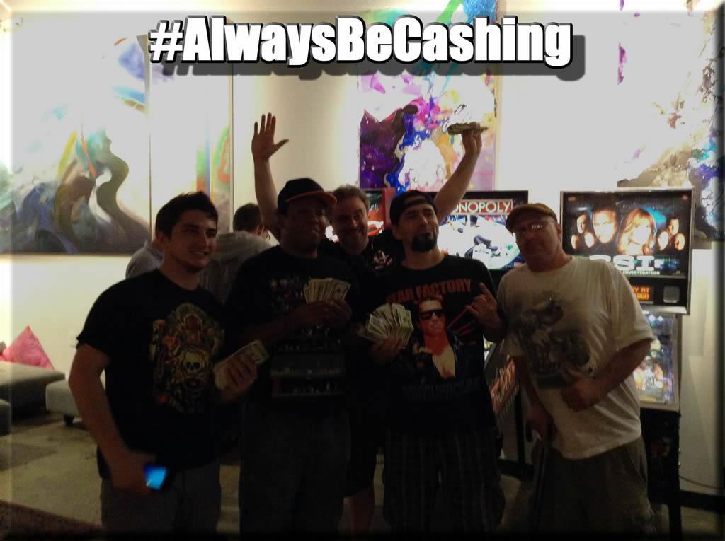 Pics of the Day #AlwaysBeCashing #WWOP