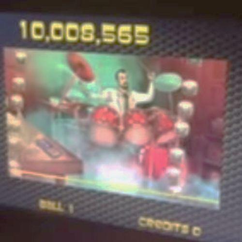 Archer Pinball Project, video mode