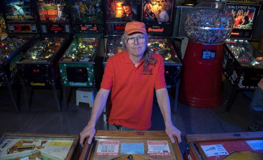 Las Vegas Pinball Hall of Fame owner still flipping mad at Elton John – Las Vegas Review-Journal
