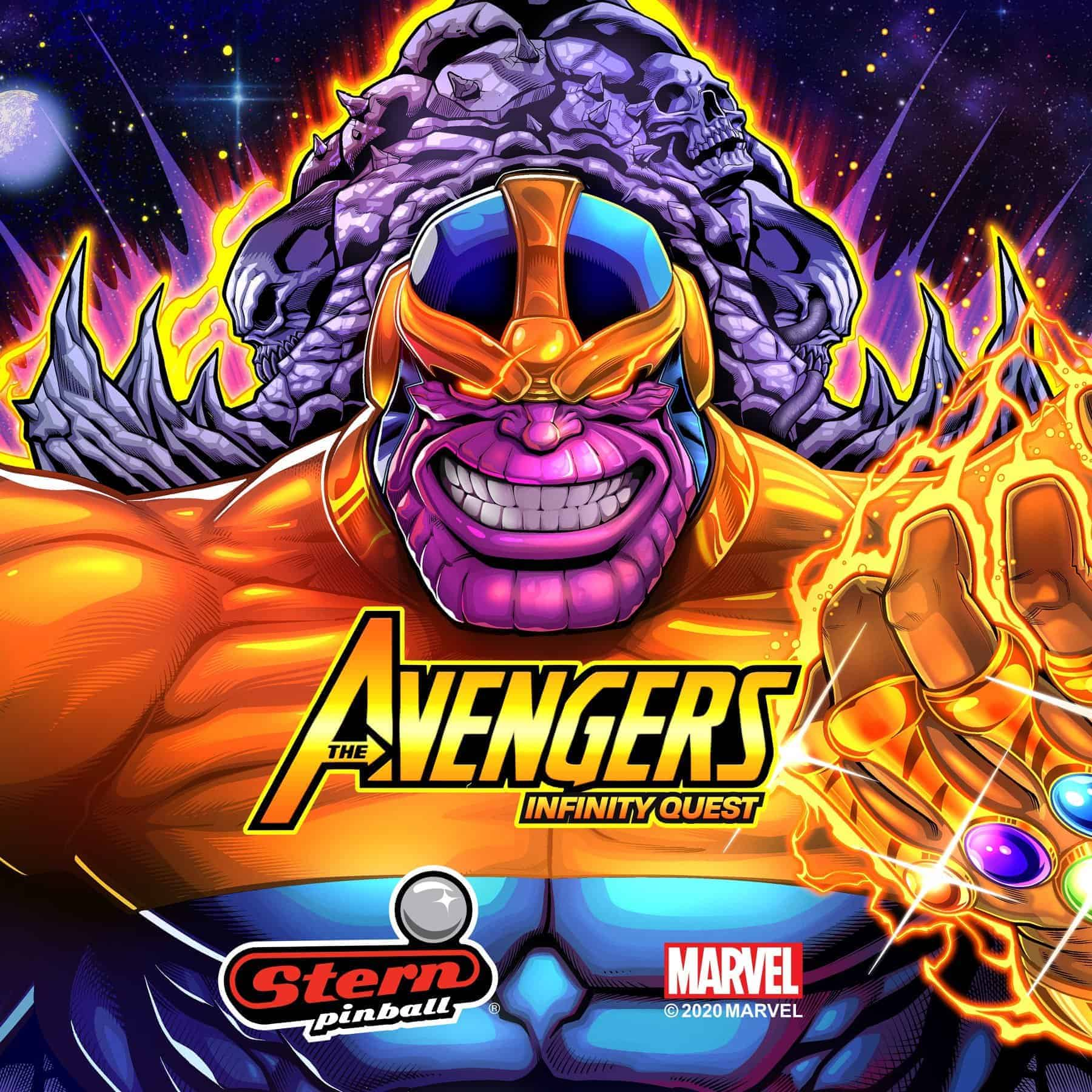 Avengers Infinity Quest Deep Dive with Danger