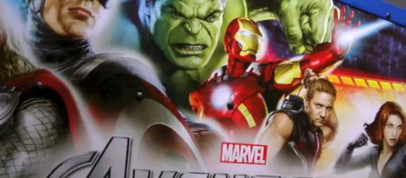 Avengers completed! Battle for Earth