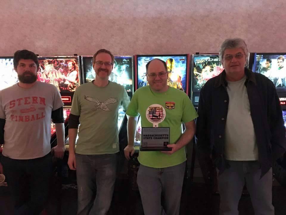 "Bowen Kerins - Massachusetts State Champion (H/T"" Tim Sexton)"