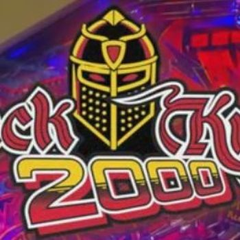 Black Knight 2000 Metal Edition!