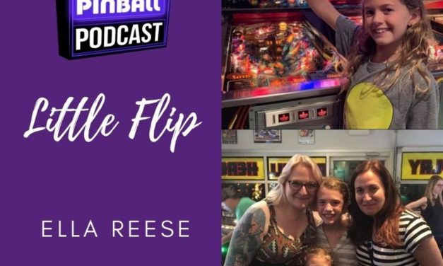 Backbox Pinball Podcast – Little Flip – Ella Reese