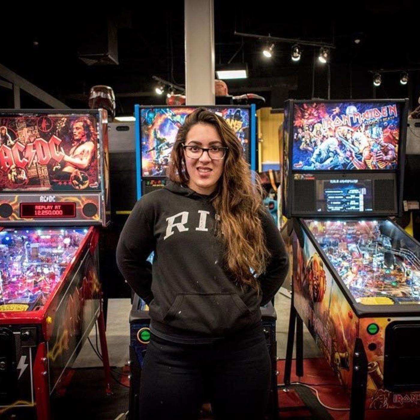 Backbox Pinball Podcast 24: Ashley Ludwig
