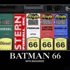 Batman 66: Isolated Dominance