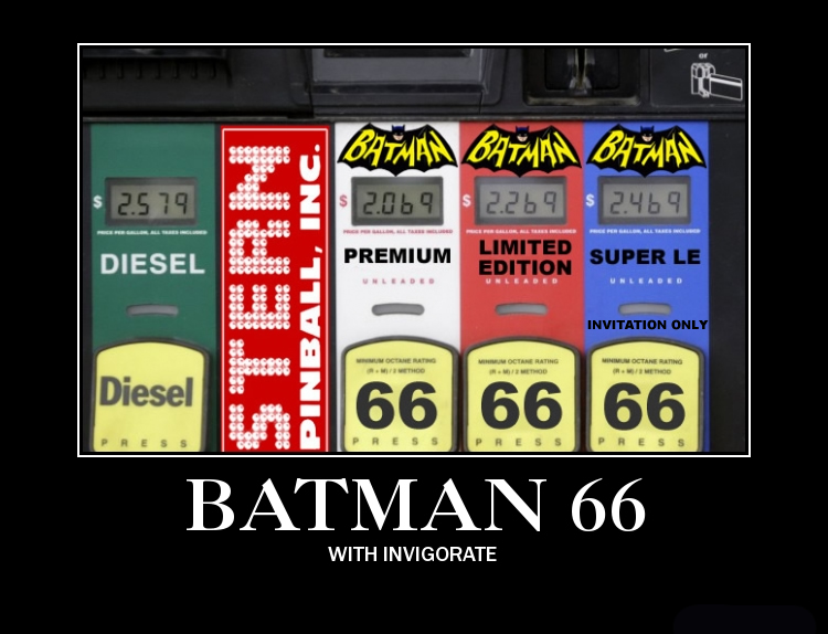 Batman '66 reveal and gameplay at Stern Pinball