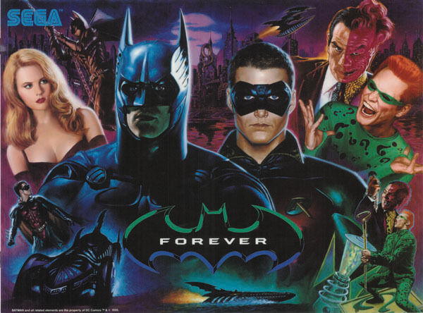 Batman Forever Tutorial