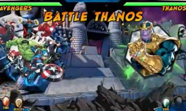 Avengers: Infinity Quest – Thanos Defeated