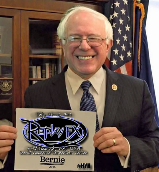 Bernie wonders if you have heard of ReplayFX?