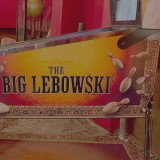 The Big Lebowski pinball revealed