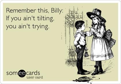 BillyTilting