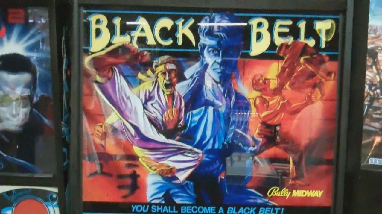 BlackBeltPin