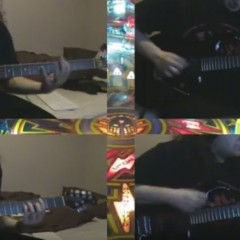 Black Knight 2000 – Main Theme Guitar Cover by RetroGeet