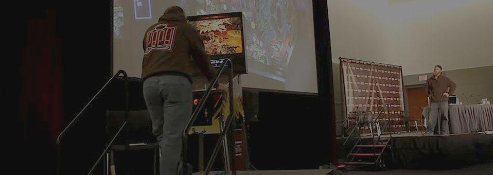 PAX East Pinball Seminar 2013