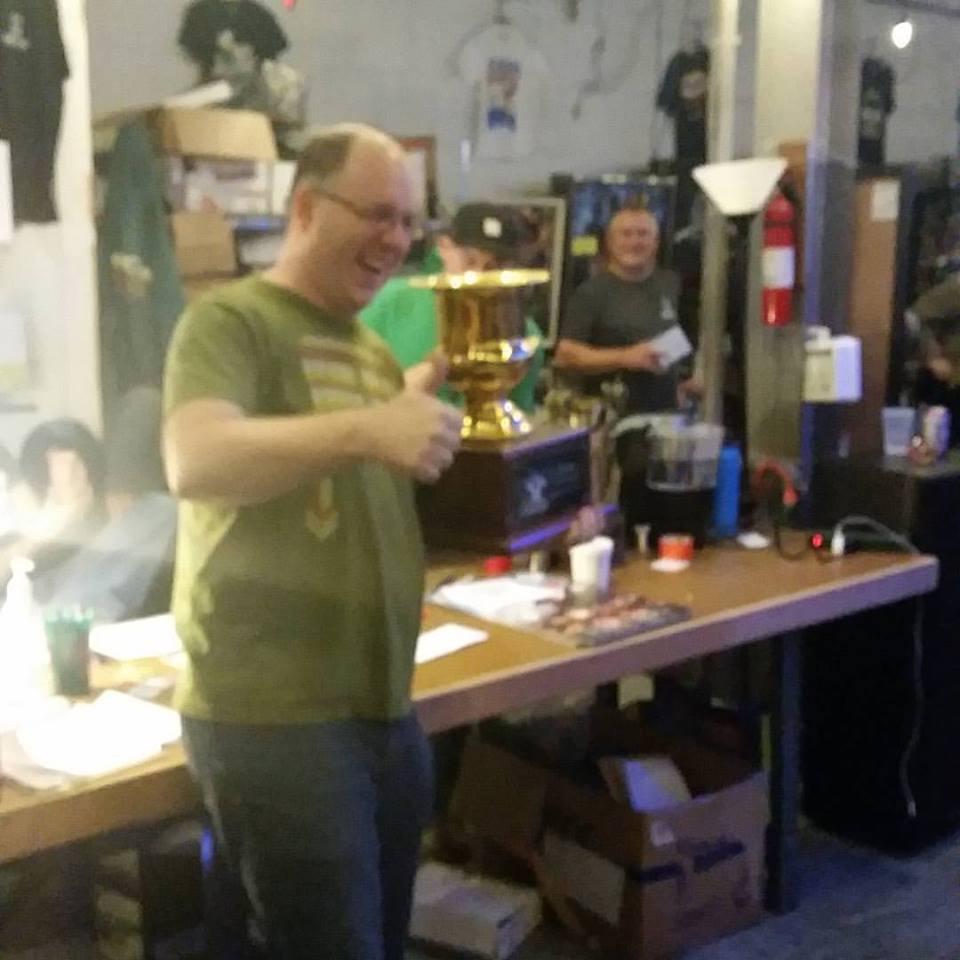 Pinball Profile: Bowen Kerins Part One