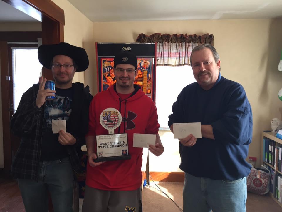 Brian Dye - WV State Champion