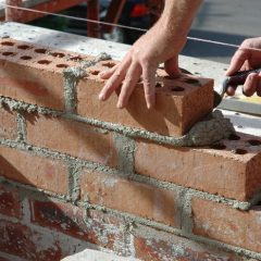 New Pinball Dictionary: Bricklayer / Bricklaying / Brickhouse