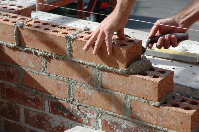 New Pinball Dictionary: Bricklayer / Bricklaying / Brickhouse