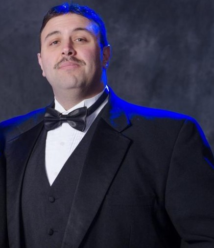 Chris Bucci as Gomez Addams