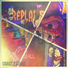 Coast 2 Coast Pinball – Colored DMDs