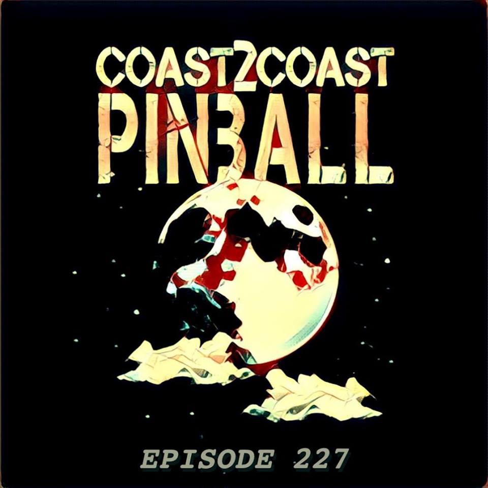 Coast 2 Coast Pinball 227