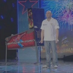 Daniele Acciari on Italia's Got Talent TV Show